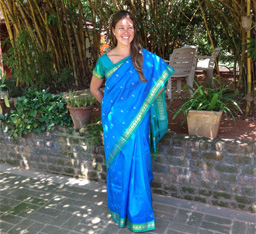 Bhaktimaya smile
