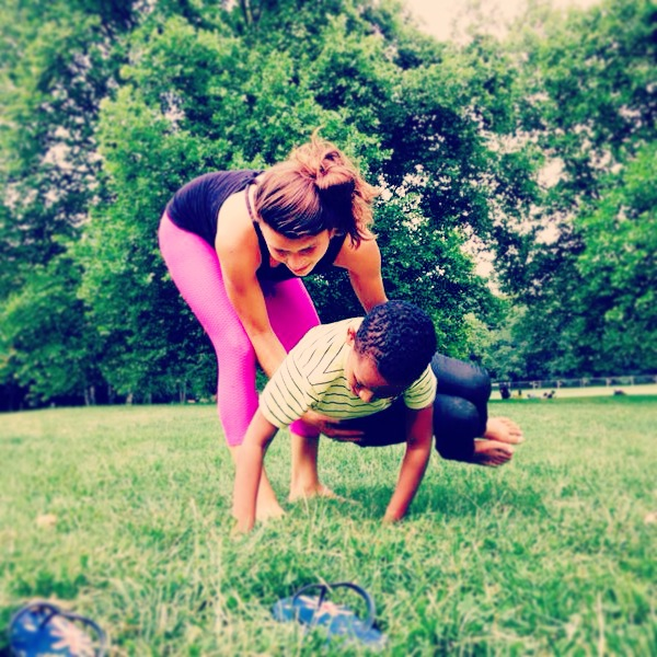 Yoga Teacher In London