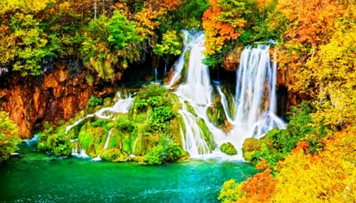 Location-plitvice