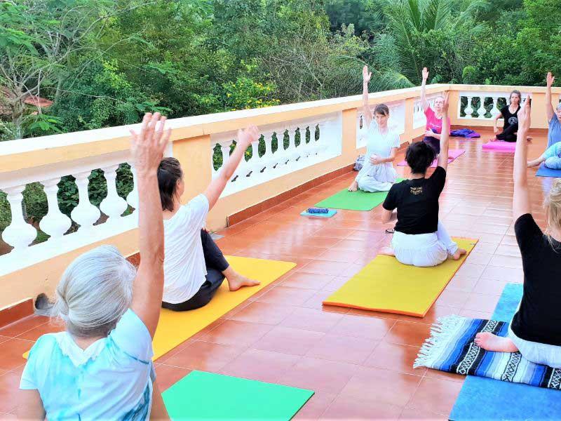 Chakra Awakening Retreat In South India Himalayan Yoga Institute
